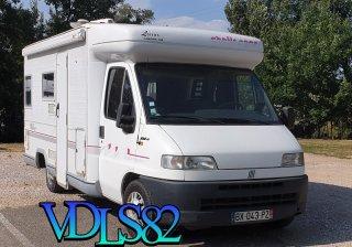 Occasion Challenger 102 vendu par VDLS SERVICE 82