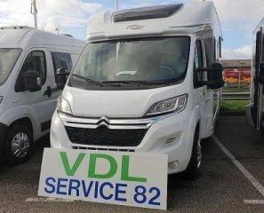 Location Carado T 449 vendu par VDLS SERVICE 82