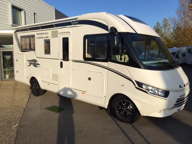 laika ecovip 612 neuf de 2017 fiat camping car en vente castelsarrasin tarn et garonne 82. Black Bedroom Furniture Sets. Home Design Ideas