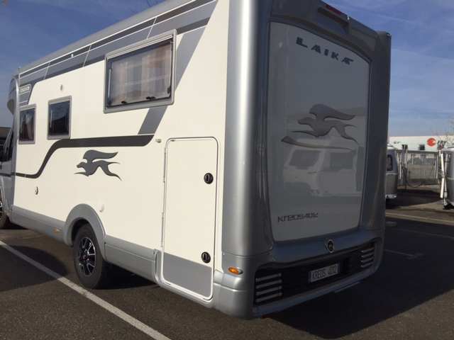 Laika kreos 4012 neuf de 2017 fiat camping car en for Laika kreos
