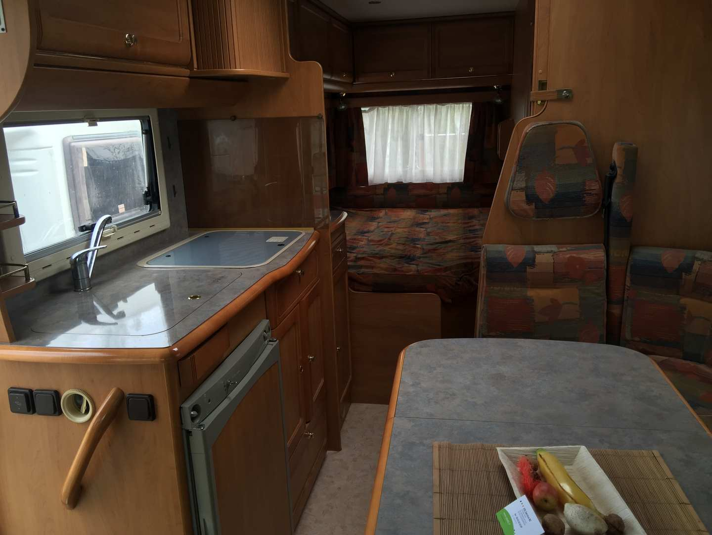 rapido camping car occasion de 2002 mercedes camping car en vente castelsarrasin tarn et. Black Bedroom Furniture Sets. Home Design Ideas