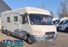Camping-Car Eriba Jet 646 Blue Line Occasion
