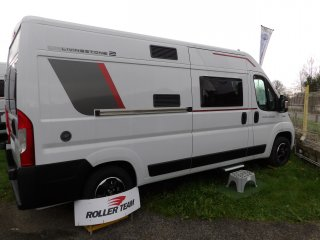 achat Roller Team Livingstone 2 White Edition CARLOS LOISIRS 56