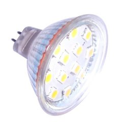 Divers Ampoule 15 LED MR16
