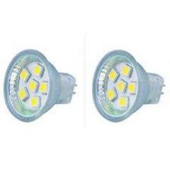 Divers Ampoules  GUA MR11  LED   Lot de 2