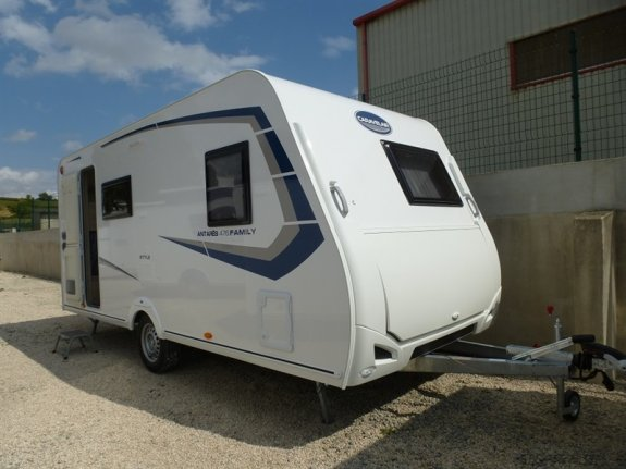 Caravelair Antares 476 Style