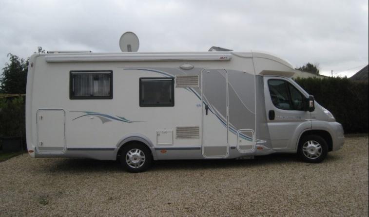 chausson welcome 78 eb occasion de 2011 fiat camping car en vente saint leger sur dheune. Black Bedroom Furniture Sets. Home Design Ideas