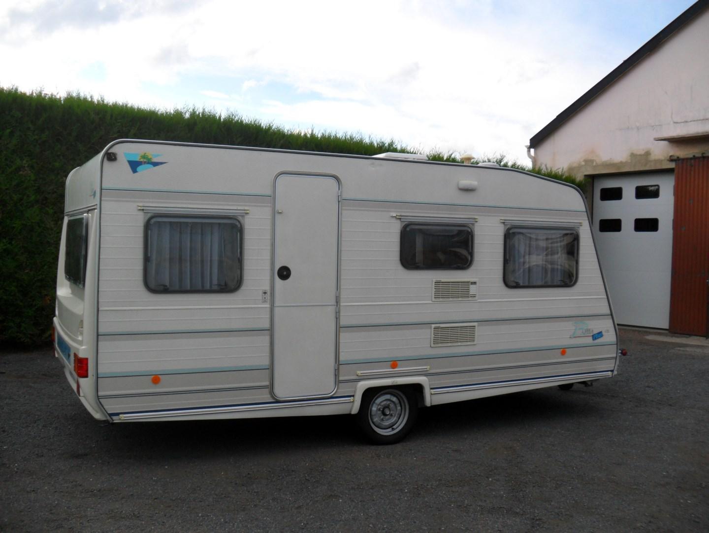Caravelair bahia plus occasion de 1996 caravane en vente - Caravane 5 places lits superposes ...