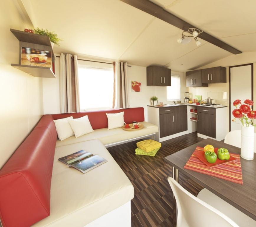 rapidhome lodge 79 neuf de 2011 mobil home en vente st leu d 39 esserent oise 60. Black Bedroom Furniture Sets. Home Design Ideas