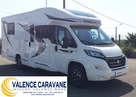 Chausson Welcome 768 Premium