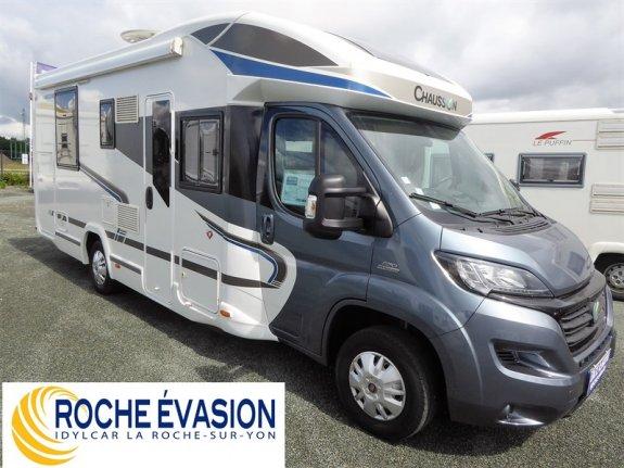 Occasion Chausson Welcome 718 Eb vendu par ROCHE EVASION
