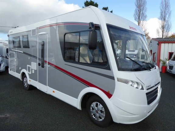 cote argus dethleffs trend t 6777 l 39 officiel du camping car. Black Bedroom Furniture Sets. Home Design Ideas