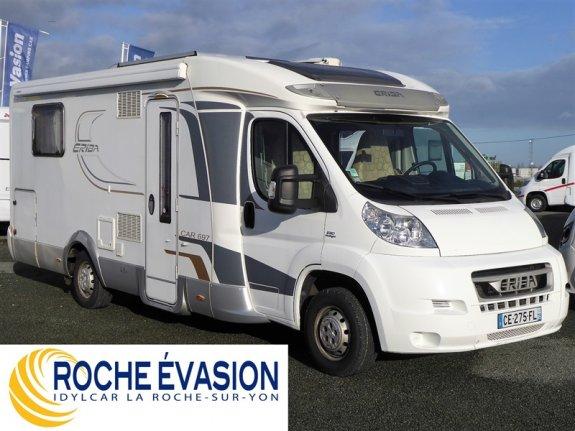 Occasion Eriba 697 vendu par ROCHE EVASION