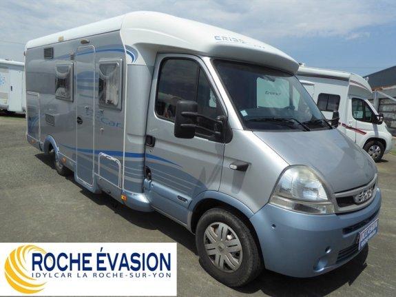 Occasion Eriba Car 646 GT vendu par ROCHE EVASION