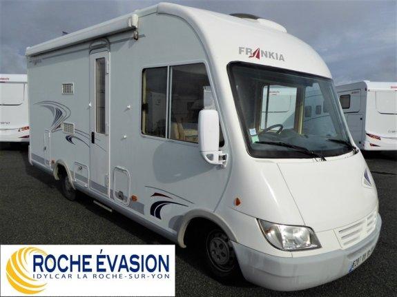 Occasion Frankia 650 EK vendu par ROCHE EVASION