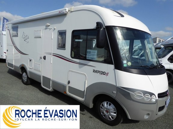 Occasion Rapido 890 F vendu par ROCHE EVASION