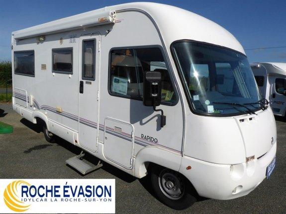 Occasion Rapido 970 M vendu par ROCHE EVASION