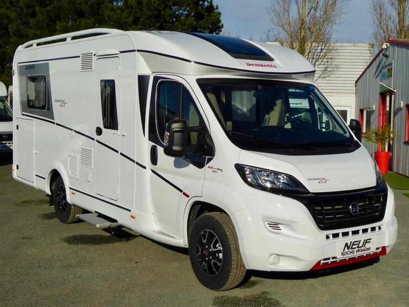 dethleffs globebus t 7 neuf de 2017 fiat camping car en vente dompi re sur yon vendee 85. Black Bedroom Furniture Sets. Home Design Ideas