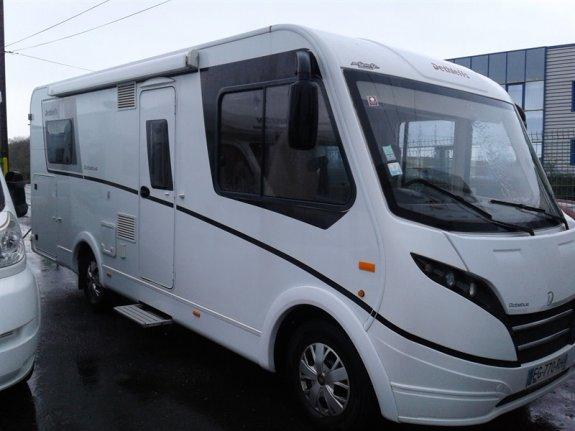 Dethleffs Globebus I 7