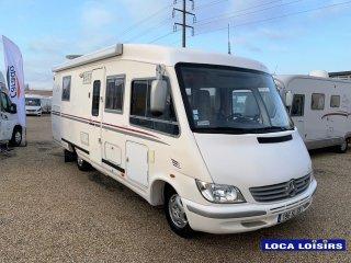 Occasion Le Voyageur Lvx 850 Lit Central vendu par LOCA LOISIRS