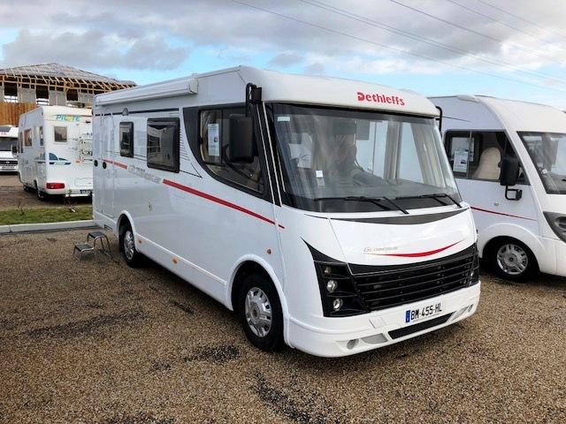 dethleffs globebus i 5 occasion de 2011 fiat camping car en vente saint gervais gironde 33. Black Bedroom Furniture Sets. Home Design Ideas