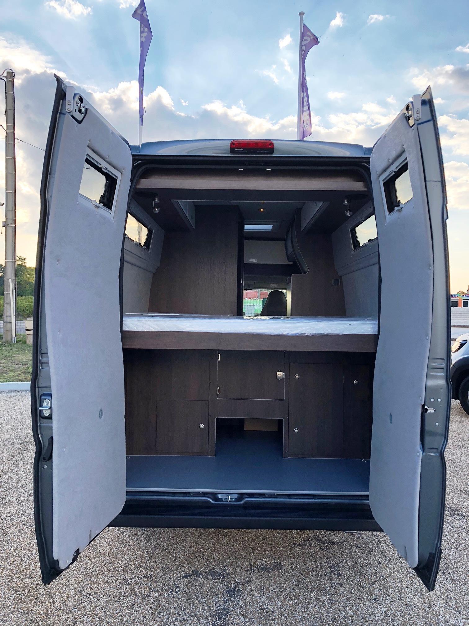 La Strada Avanti Eb Occasion De 2019 Fiat Camping Car