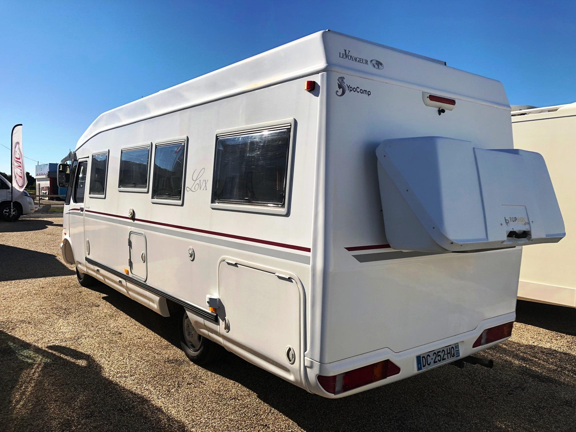 Camping Car Le Voyageur Lvx