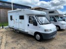 achat camping-car Hymer Swing 585