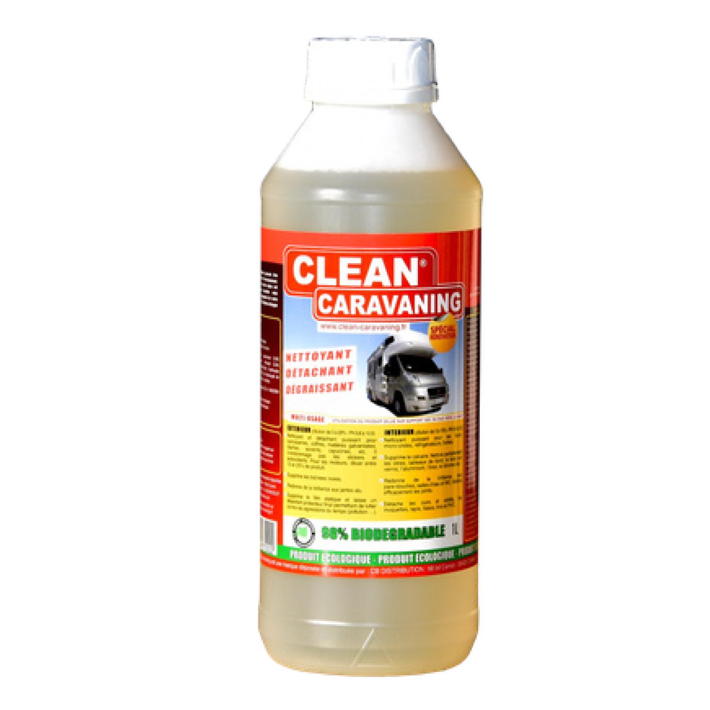 CLEAN CARAVANING
