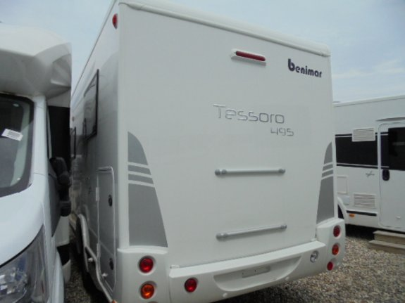 Benimar Tessoro 495 Up