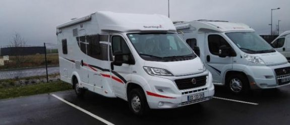 Vente Camping Car Occasion Somme
