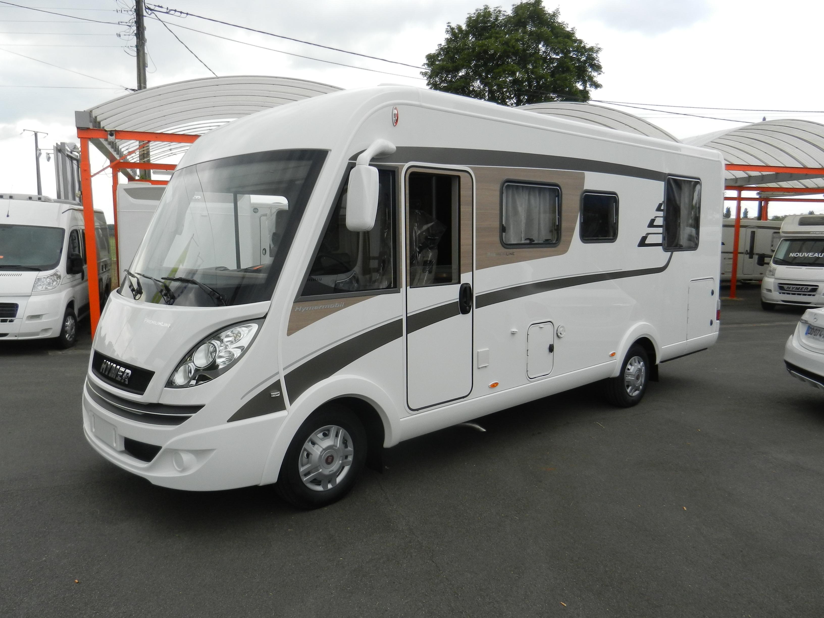 Camping Car Hymer Mobil B Integral
