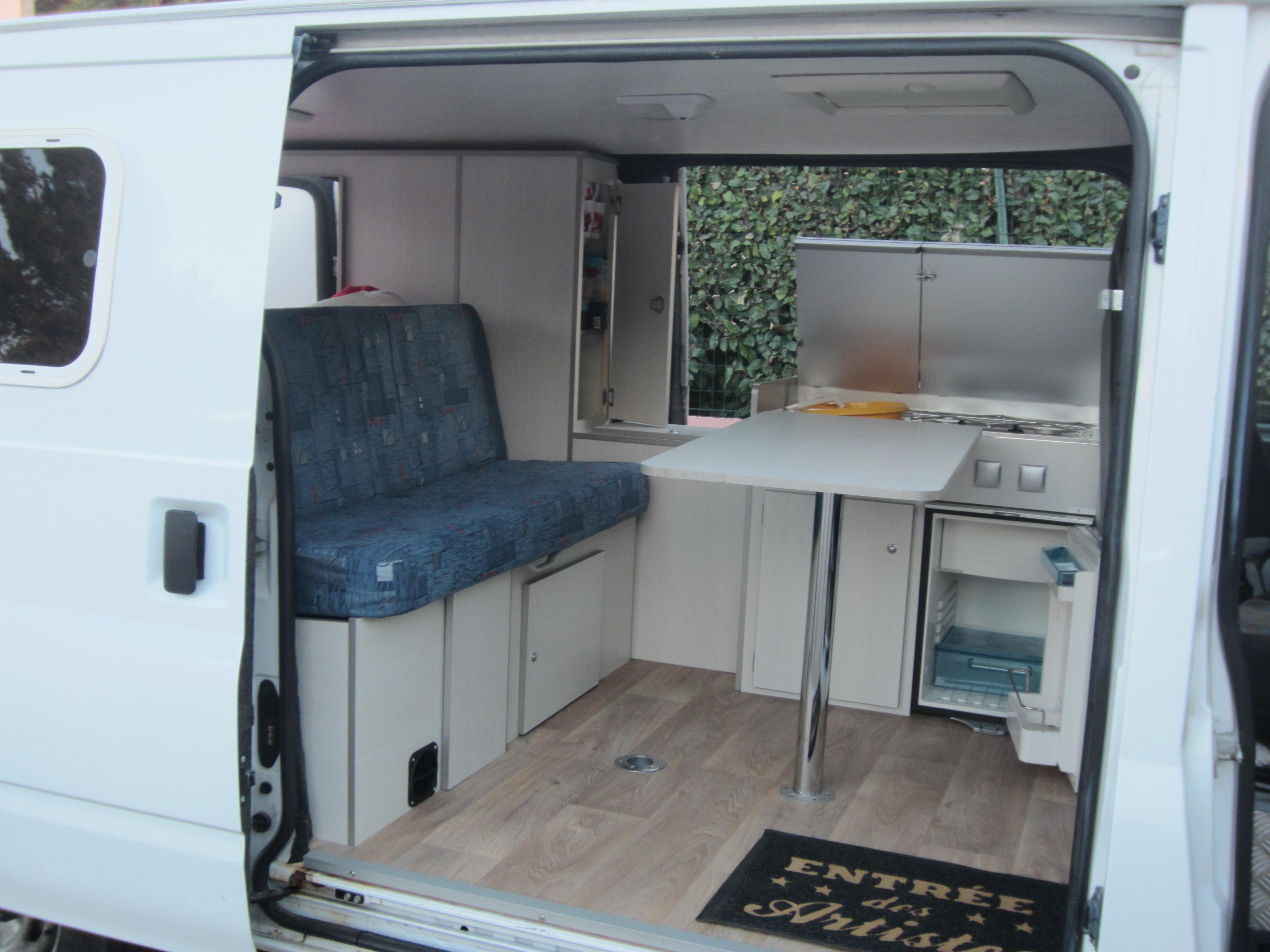 ford transit occasion de 2009 ford camping car en vente leucate aude 11. Black Bedroom Furniture Sets. Home Design Ideas