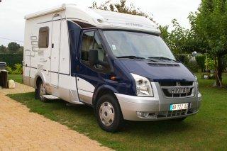 Hymer Van 512 Premium