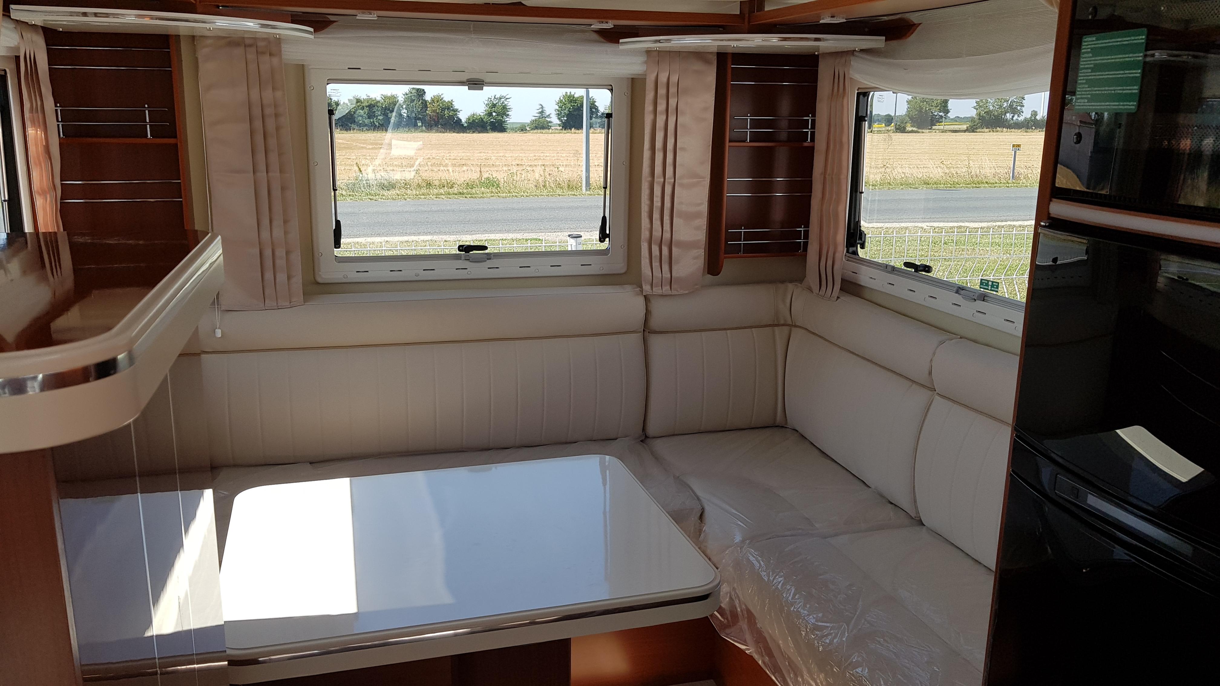 mobilvetta k yacht 80 tekno line neuf de 2018 - fiat - camping car en vente  u00e0 ruffec  charente
