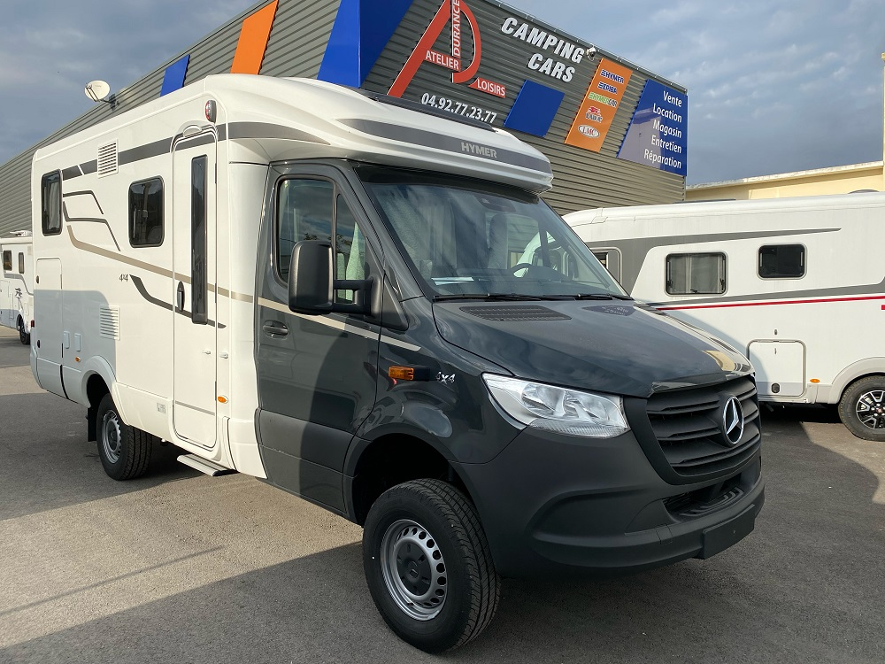 Hymer Ml T 570 Neuf De 2021 Mercedes Camping Car En Vente A Manosque Alpes De Haute Provence 04