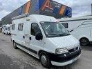achat camping-car Trigano Eurocamp 1