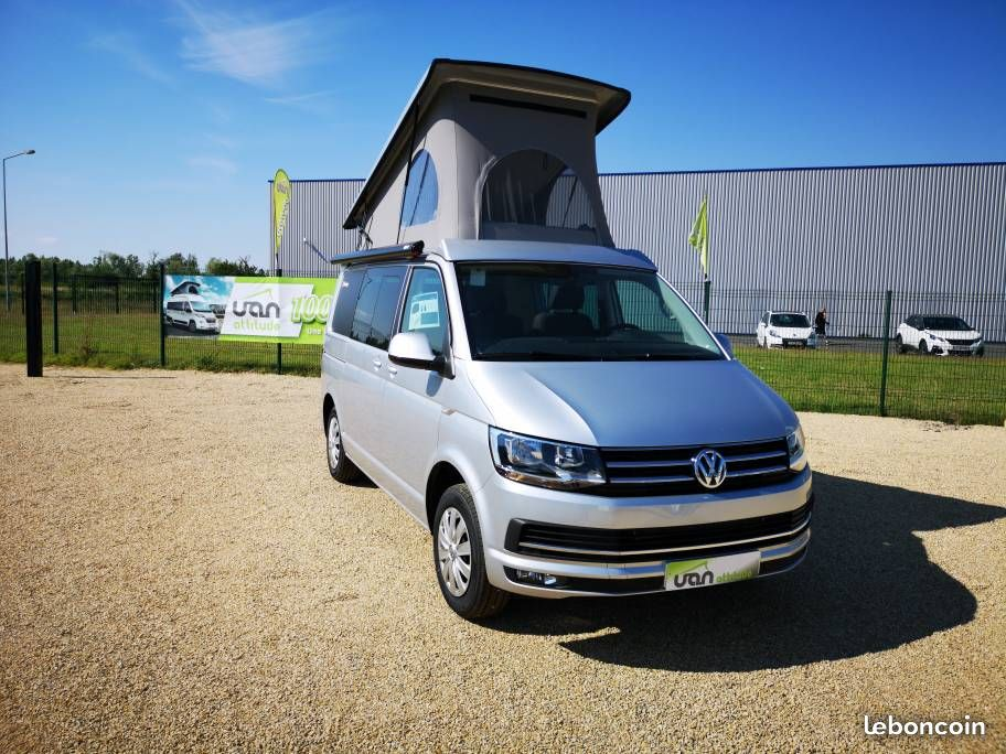 volkswagen t6 neuf de 2018 vw camping car en vente. Black Bedroom Furniture Sets. Home Design Ideas