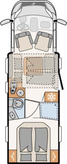 Dethleffs T7057dbl Boite Automatique