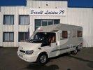 achat camping-car Dethleffs Fortero T 5975
