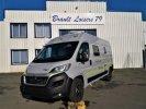 Neuf Hymercar Free 600 vendu par BRAULT LOISIRS 79