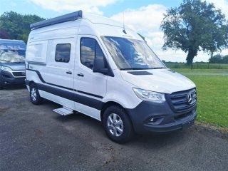 Hymer Camper Vans Free 600 S