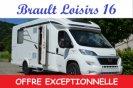 Neuf Hymer T 698 Cl X-climate vendu par BRAULT LOISIRS 16
