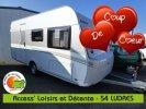 achat caravane / mobil home Eriba Exciting 400 ACCESS LOISIRS ET DETENTE