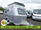 achat caravane / mobil home Eriba Touring 430 Silver ACCESS LOISIRS ET DETENTE