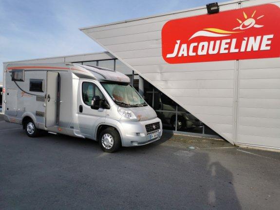 Occasion Burstner T 570 G vendu par JACQUELINE 76