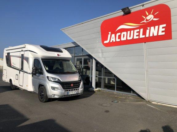 Occasion Burstner T 734 vendu par JACQUELINE 14