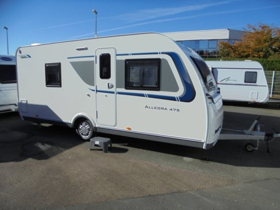 Caravelair Allegra 475 Xl Freeze