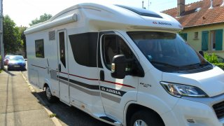 Adria Matrix 670sl Plus