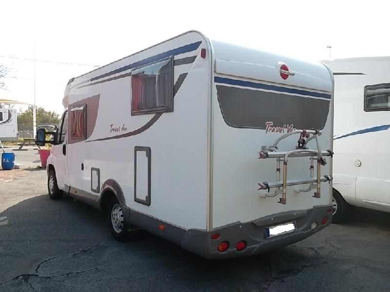 burstner travel van t 620 g occasion de 2009 fiat camping car en vente roquebrune sur. Black Bedroom Furniture Sets. Home Design Ideas